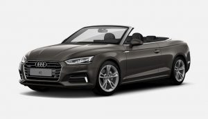 Convertible Audi hire Jaipur