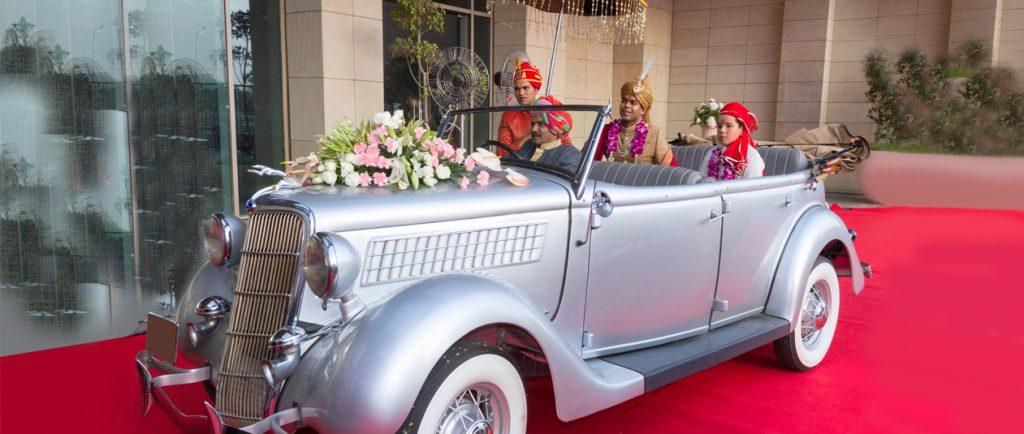 Vintage Car on rent Jaipur