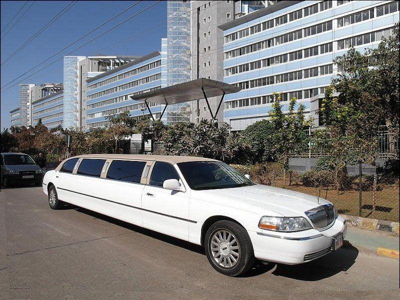 Limousine Car on Rent Jaipur