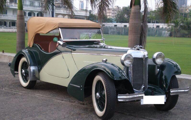 Antique Car on rent Jaipur