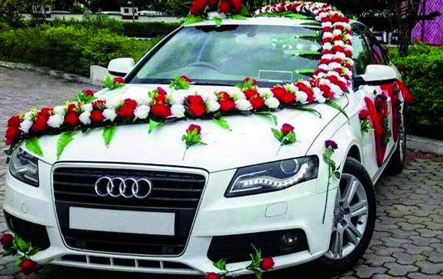 Marriage Car Rental in Jaipur