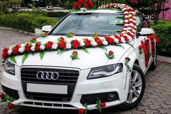 Rent Luxurious Wedding Car in Jaipur