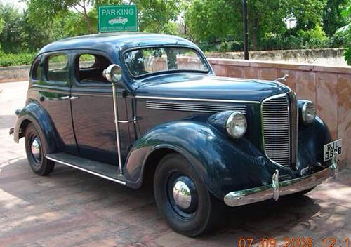 Vintage Car on Rent in Jaipur For Marriage Occasions