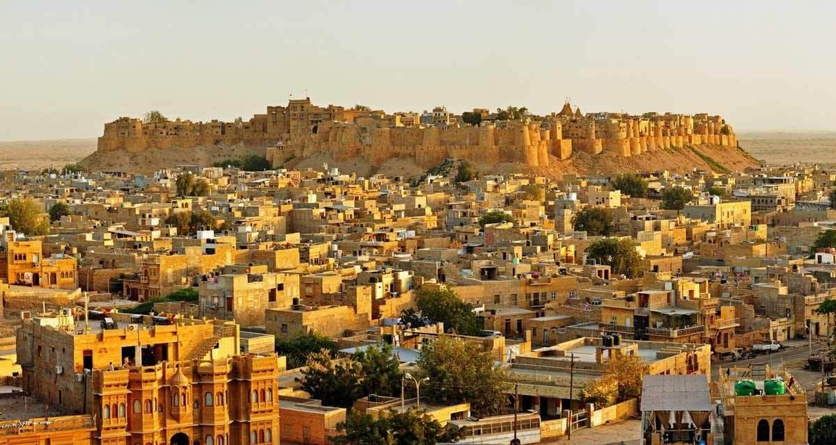Jaipur To Jaisalmer Day Tour