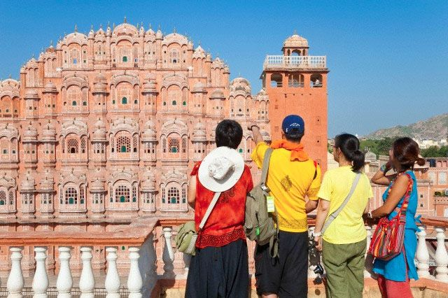 Guide for Jaipur city tour
